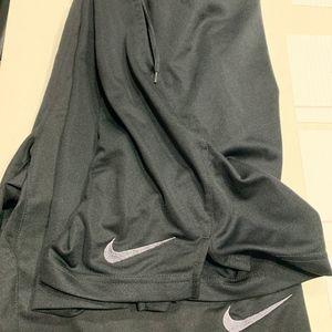 Nike Training Shorts Medium x2 Black
